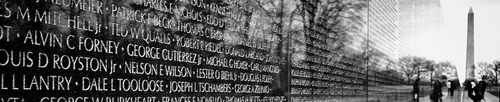 dangerously vietnam war memorial