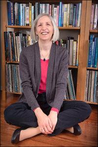 Author Fiona McQuarrie